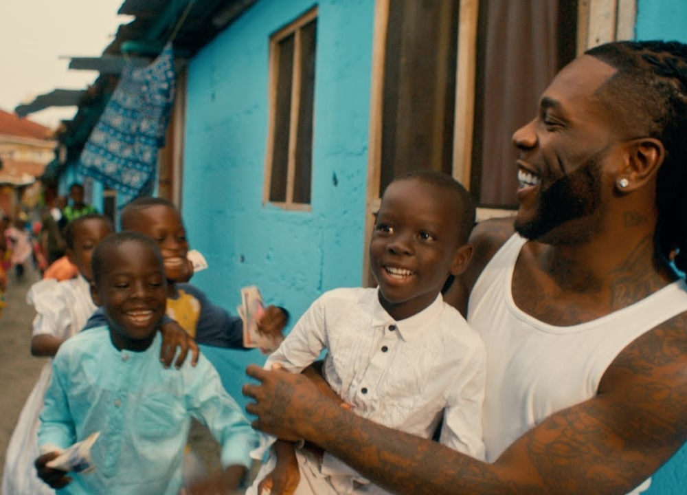 Burna Boy - Question feat. Don Jazzy (Official Video)