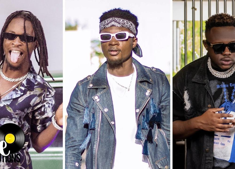 Kweku Darlington - AKETESIA feat. Laycon & Medikal (Official Video)