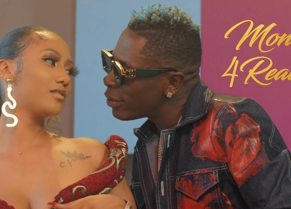 Mona 4Reall ft Shatta Wale - Baby (Official Video)