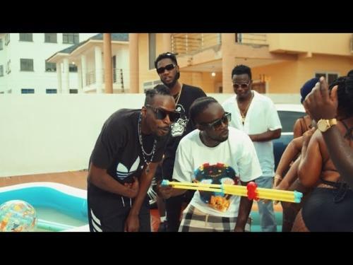 Kwaw Kese - Bumbum ft Skonti, Yaw Tog, YPee & Akata Yesu (Official Video)