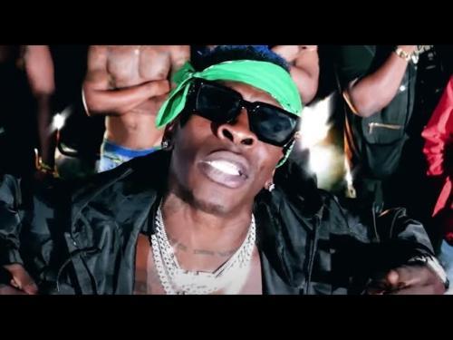 Shatta Wale - Hmmm Chale ft. Ara-B (Official Video)