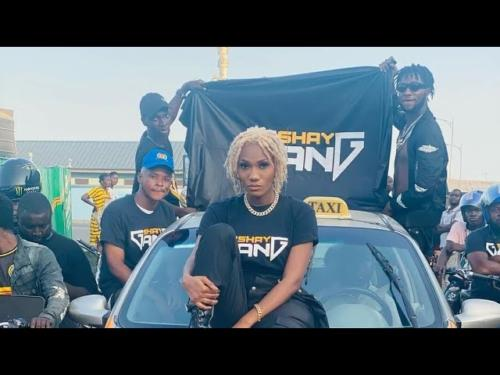 Wendy Shay - Heat ft. Shay Gang (Official Video)