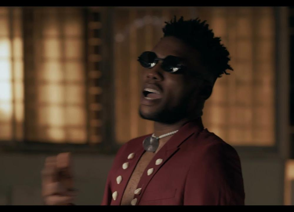Victor AD - Black ft Mr Eazi (Official Video)